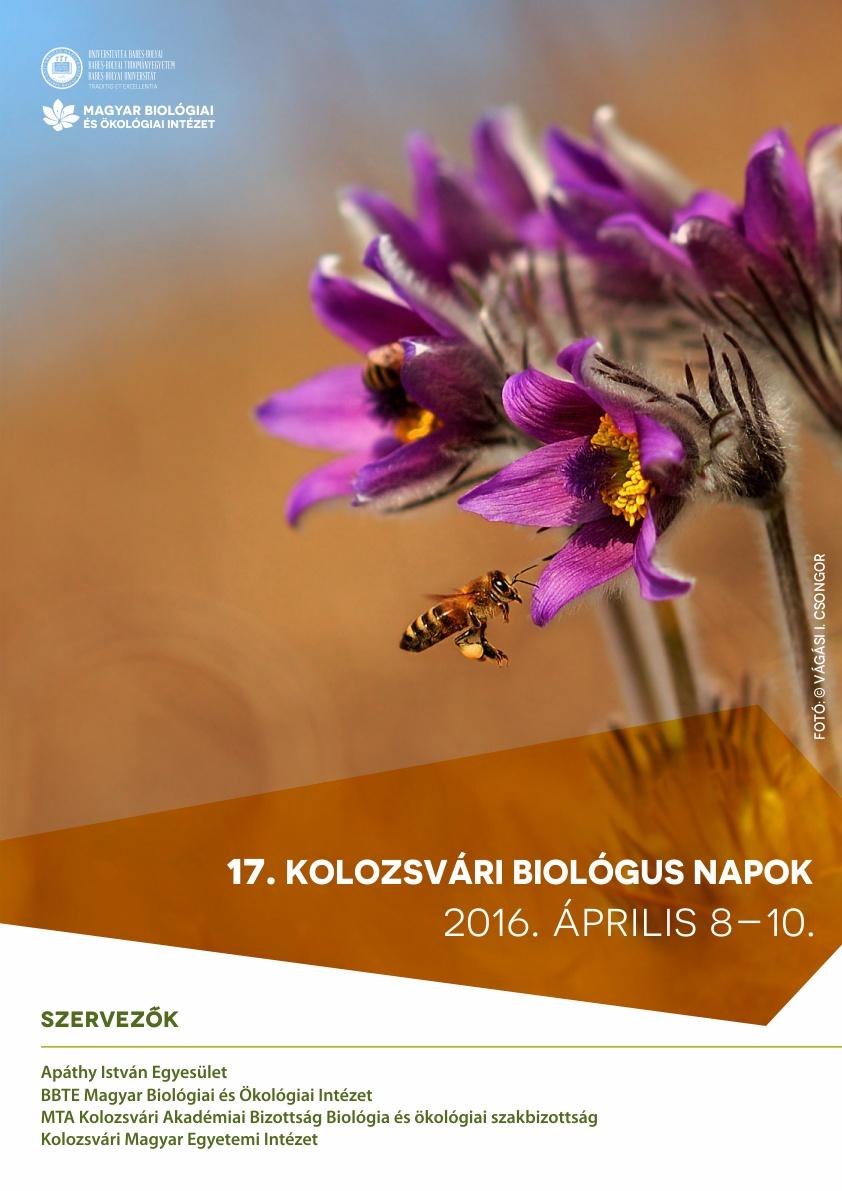 Megtartották a 17. Biológus Napokat Kolozsváron