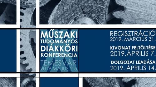 XX. Műszaki Tudományos Diákköri Konferencia