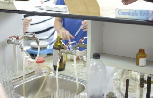 Beszámoló a Korszerű iskolai kémiaoktatás című workshopról