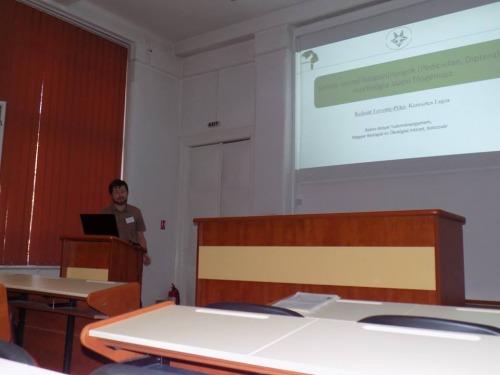 Kolozsvári Biológus Napok - konferencia képei