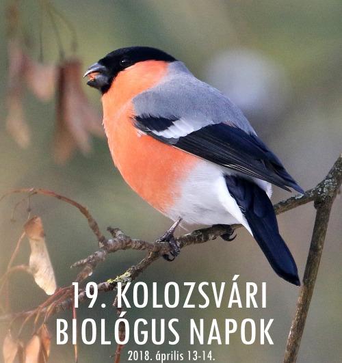 19. Kolozsvári Biológus Napok