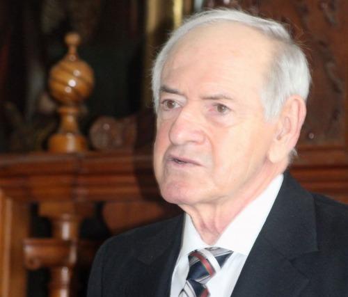 Elhunyt Gyenge Csaba, az MTA külső tagja