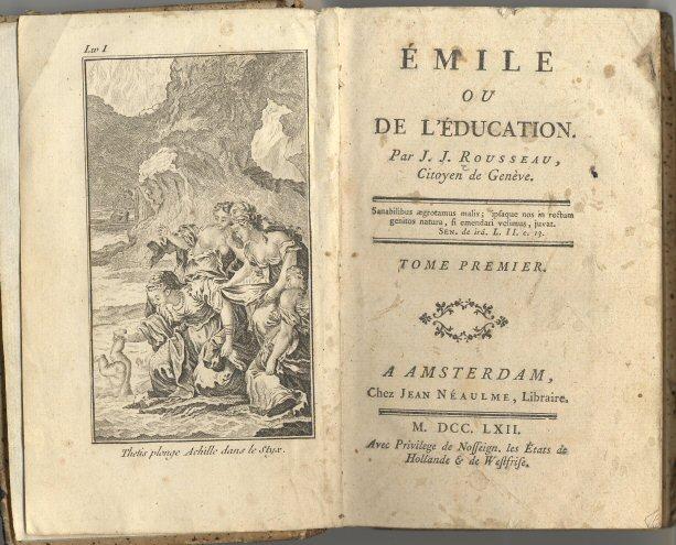Jean-Jacques Rousseau: eszmék, hatások