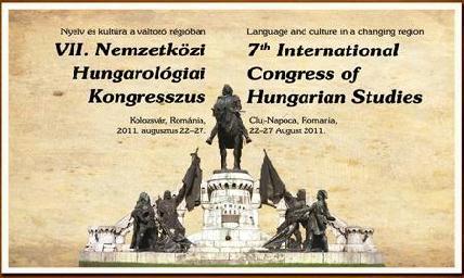 Hungarológiai kongresszust rendeznek a kincses városban