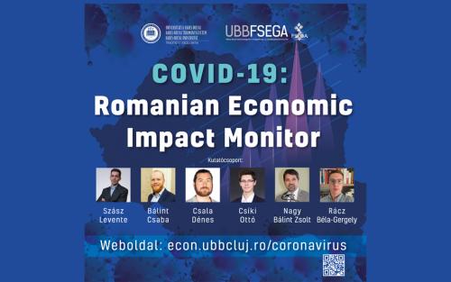 A koronavírus-járvány romániai gazdasági hatásait valós időben vizsgáló kutatási projektet és online platformot indított a BBTE