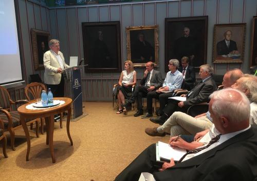 Területi bizottságok találkozója és KAB testületi ülés zajlott