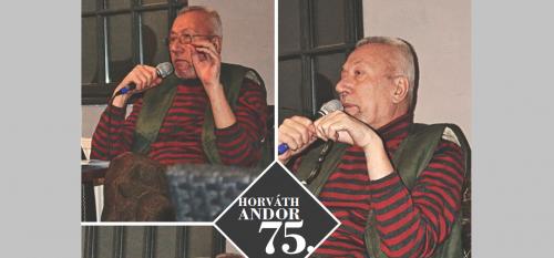 Horváth Andor 75. Emlékkonferencia
