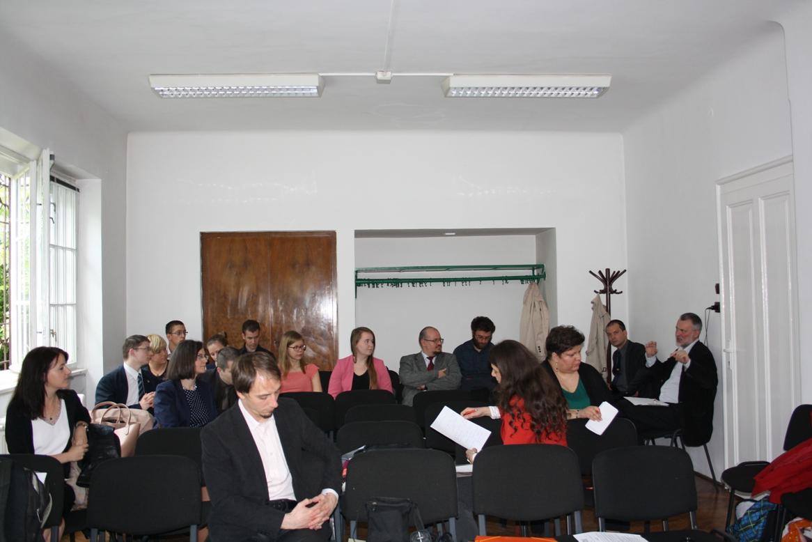 Erdélyi Politikatudományi Konferencia a KAB-székházban