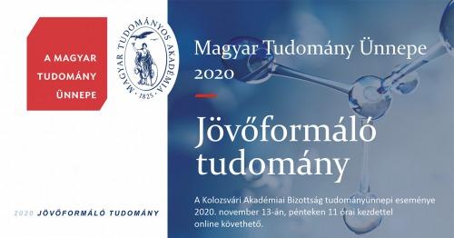 Magyar Tudomány Ünnepe 2020