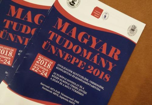 Civilizációk együttélése, versengése, konfliktusa és komplementaritása. Konferencia a Magyar Tudomány Ünnepe alkalmából. Fotóriport