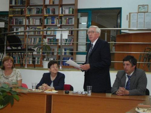 Barnabás Beáta főtitkárhelyettes látogatása Csíkszeredában