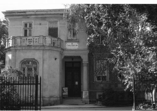 Előadás a látás fizikájáról Bukarestben