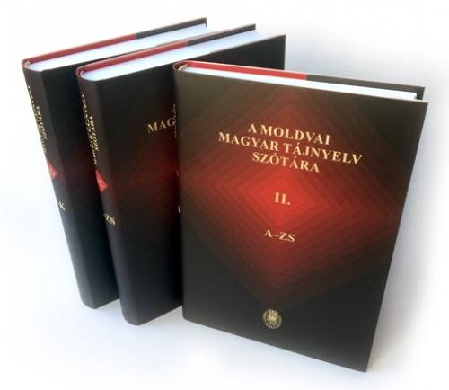 Bemutatták A moldvai magyar tájnyelv szótárának utolsó köteteit