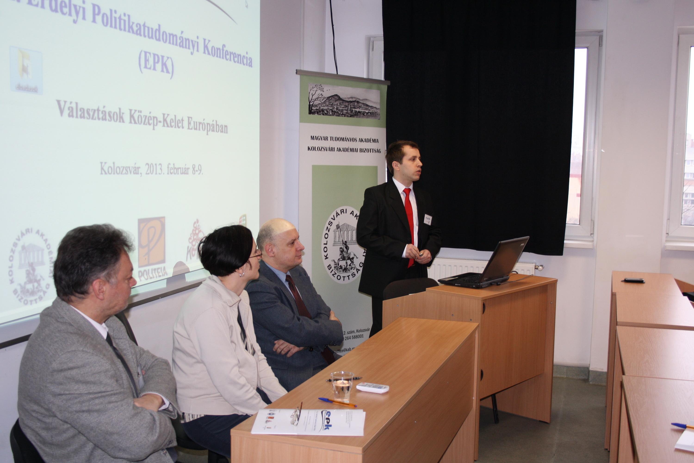 Véget ért a II. Erdélyi Politikatudományi Konferencia