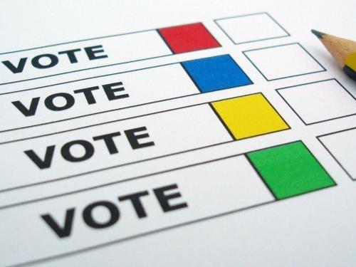 Tisztségviselő választás, 2017
