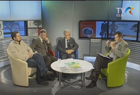 Televíziós beszélgetés a KAB új kiadványáról