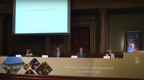 Több erdélyi kutatót díjazott a Magyar Tudományos Akadémia