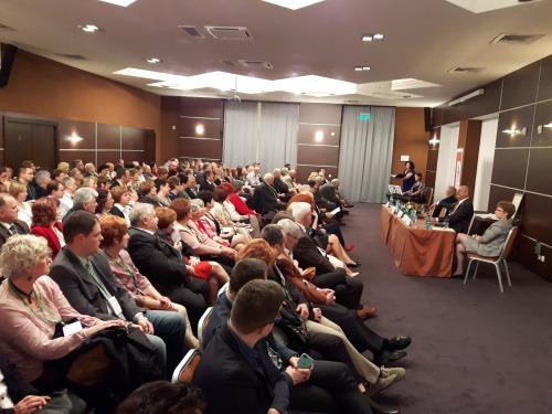 Orvos-és gyógyszerésztudományi konferencia volt Kovásznán