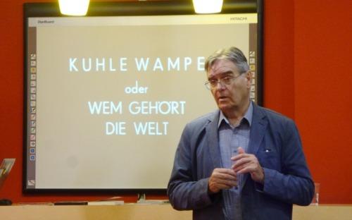 Brecht, Móricz és T.S. Eliot barátja - Georg Höllering, a HORTOBÁGY film rendezője